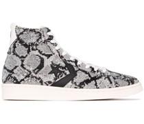 'Snakequins Pro' High-Top-Sneakers