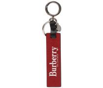 Schlüsselanhänger mit Logo-Print