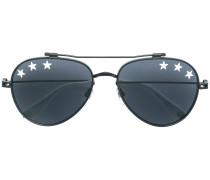 star studded aviators