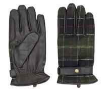 Karierte Handschuhe