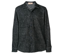 chest pocket shirt-jacket