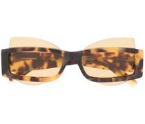 Sonnenbrille in Kontrastoptik