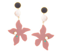 Portugal Poppy earrings