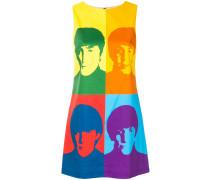 pop art print dress