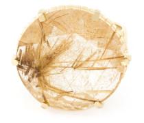 18kt vergoldeter Sterlingsilber