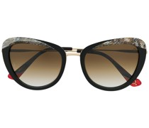 'Rotoava' Oversized-Sonnenbrille