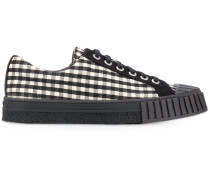 check low-top sneakers