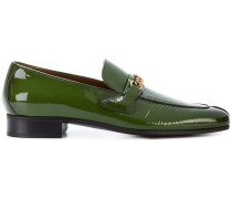 Peer patent leather loafers