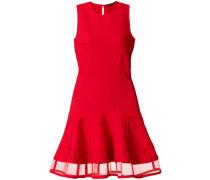 Ärmelloses Strick-Kleid