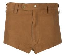 'Chilli' Wildleder-Shorts