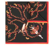 Virgo square scarf