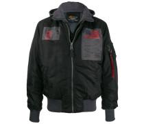 MA-1 D-Tec Blood Chit Flight jacket