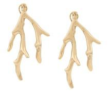 Ohrringe im Zweigdesign