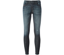 'Skinzee Low Zip' Jeans