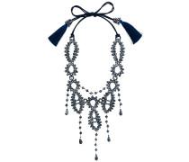 Halskette mit Schleifenverschluss
