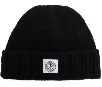 Mütze mit Logo-Schild