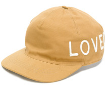 Loved embroidered cap