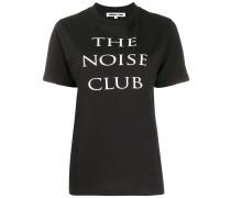 "T-Shirt mit ""Noise Club""-Print"