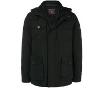 padded field jacket
