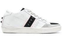 stud panelled sneakers