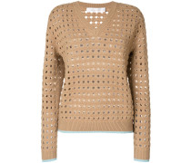 felted mesh jumper