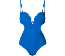 Aquamarine padded non-wired swimsuit