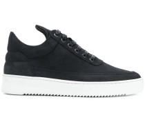 low top ripple basic sneakers