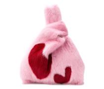 Furrissima heart tote bag