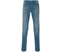 Jeans mit Stern-Patch