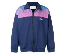 Trainingsjacke mit Farbverlauf