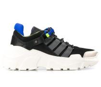 'Neon Touch Trek' Sneakers