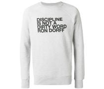 'Discipline' Sweatshirt
