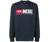 Sweatshirt mit 90er-Logo