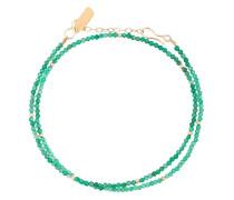 bead double wrap bracelet