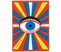 'Eye' Clutch im Buchdesign