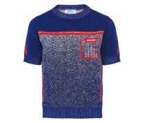 T-Shirt mit Jacquard-Muster
