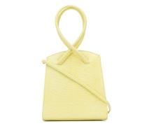 Handtasche in Eidechsenlederoptik