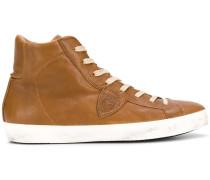 'Paris West Cognac' Sneakers