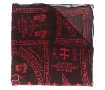 'Archive Church' Schal mit Print