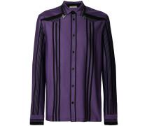collar pin shirt