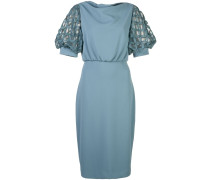 Kurzes Kleid im Blouson-Look