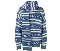 Pullover mit Fairisle-Muster