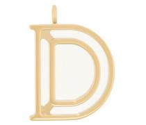 """Halskette mit """"D""""-Anhänger"""