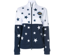star zipped sweatshirt