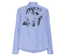 Gestreiftes 'Fiona' Hemd