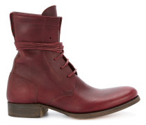 5-Hole lace-up boots