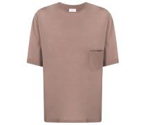 T-Shirt mit kastigem Schnitt