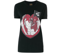 """T-Shirt mit """"Heart World""""-Print"" - Unavailable"