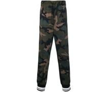 Jogginghose im Camouflage-Look