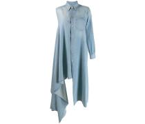Jeans-Hemdkleid